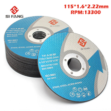 5Pcs-25Pcs 115MM grinding Wheels for Angle Grinder Cutting Disc Wheel Flap Sanding Grinding Discs Angle Grinder Wheel