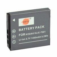 DSTE KLIC-7001 Перезаряжаемые Батарея для Kodak v550 V570 V610 V705 m753 M763 m853 M863 M893 M1063 Камера