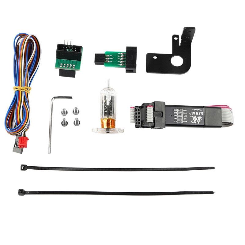 Bl-touch lit chauffant Auto Kit de capteur de nivellement de lit amélioré pour la carte mère V1.0 Ender-3/Ender-3s/Ender-3 Pro/CR-10 pièces d'imprimante 3D