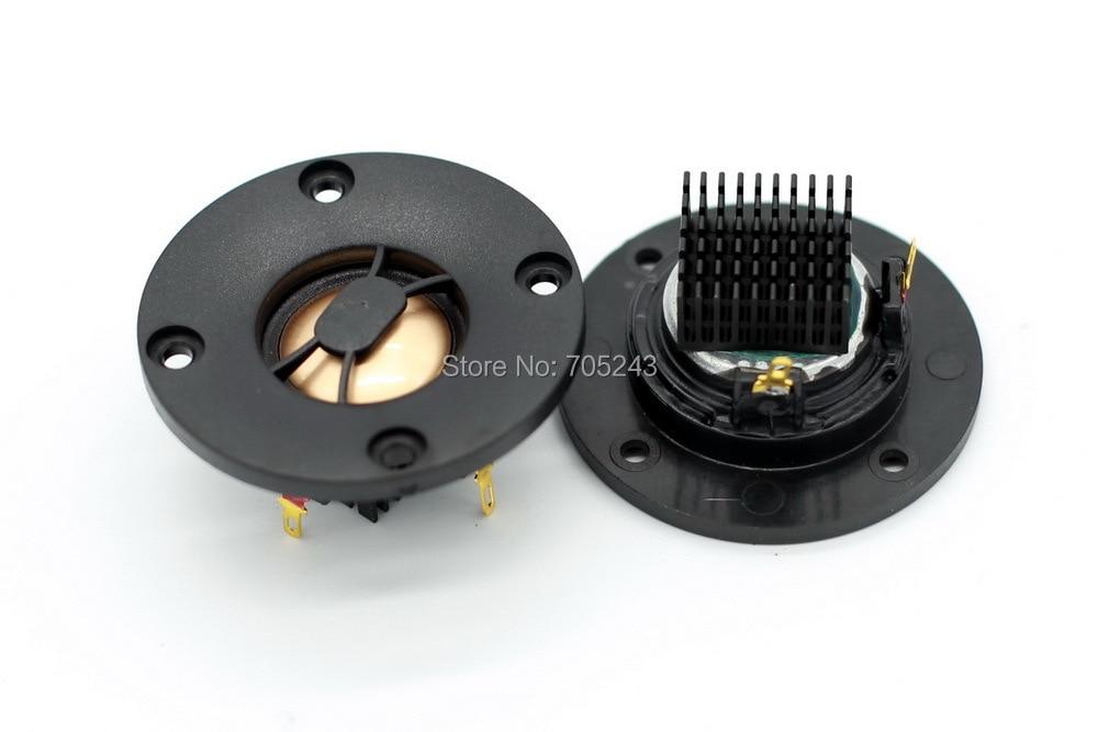 2 stücke MeloDavid audio cooper & beryllium legierung Hochtöner 6Ohm 30 Watt, kleine pannel NEO edition kostenloser versand