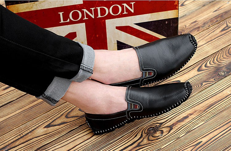 HN 930 (17) men casual loafers
