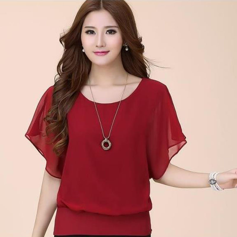 Online Get Cheap Women Red Blouses -Aliexpress.com | Alibaba Group