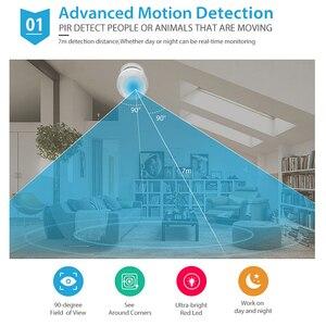 Image 4 - NEO COOLCAM 2 sztuk/partia Z fali Plus czujnik ruchu pir Motion automatyki domowej jest napędzane mechanicznie Z fali System alarmowy czujnik ruchu