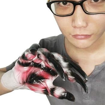 Перчатки с когтями для Хэллоуина   1