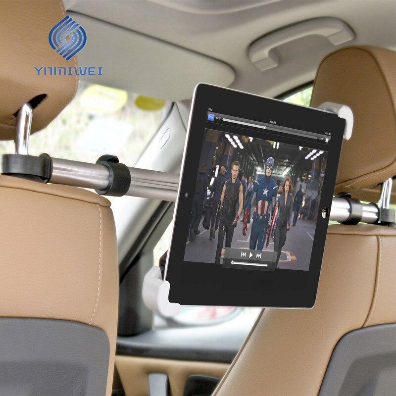 Halter Für Tablet PC Auto Auto Rücksitz Kopfstütze Montage Halter Tablet Universal Für 7-11 Zoll Für Ipad Xiaomi Samsung