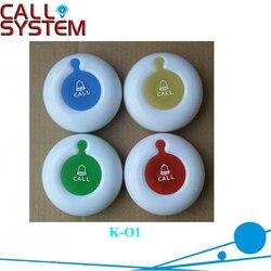 Cheap Wireless Call Button K-O1 , good design and 100% waterproof