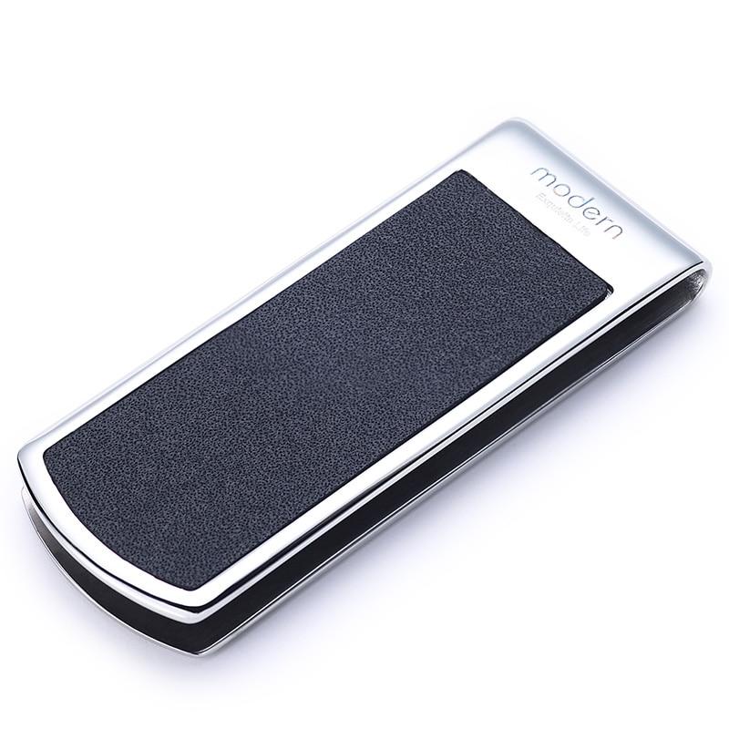carteira Composição : Stainless Steel + Genuine Leather