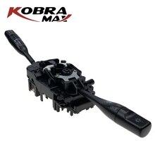 Interruptor de indicador de dirección de coche Kobramax, interruptor de señal de giro de tallo, bocina de interruptor de faro/TN031 25160 automático