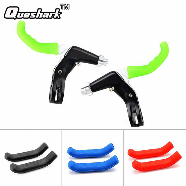 MTB Bike Bicycle Brake Sleeve Wire End Cap Cable Cover Protective ...