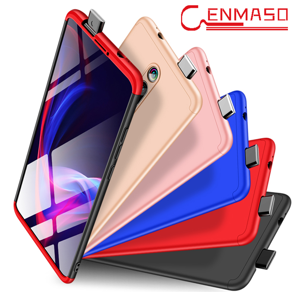 For Redmi K20 Pro Case For Xiaomi Mi 9T Mi9T Mi 9 SE 8 Lite Play for Redmi Note 7 7S 7A 360 Degree Full Protective back Case-in Fitted Cases from Cellphones & Telecommunications