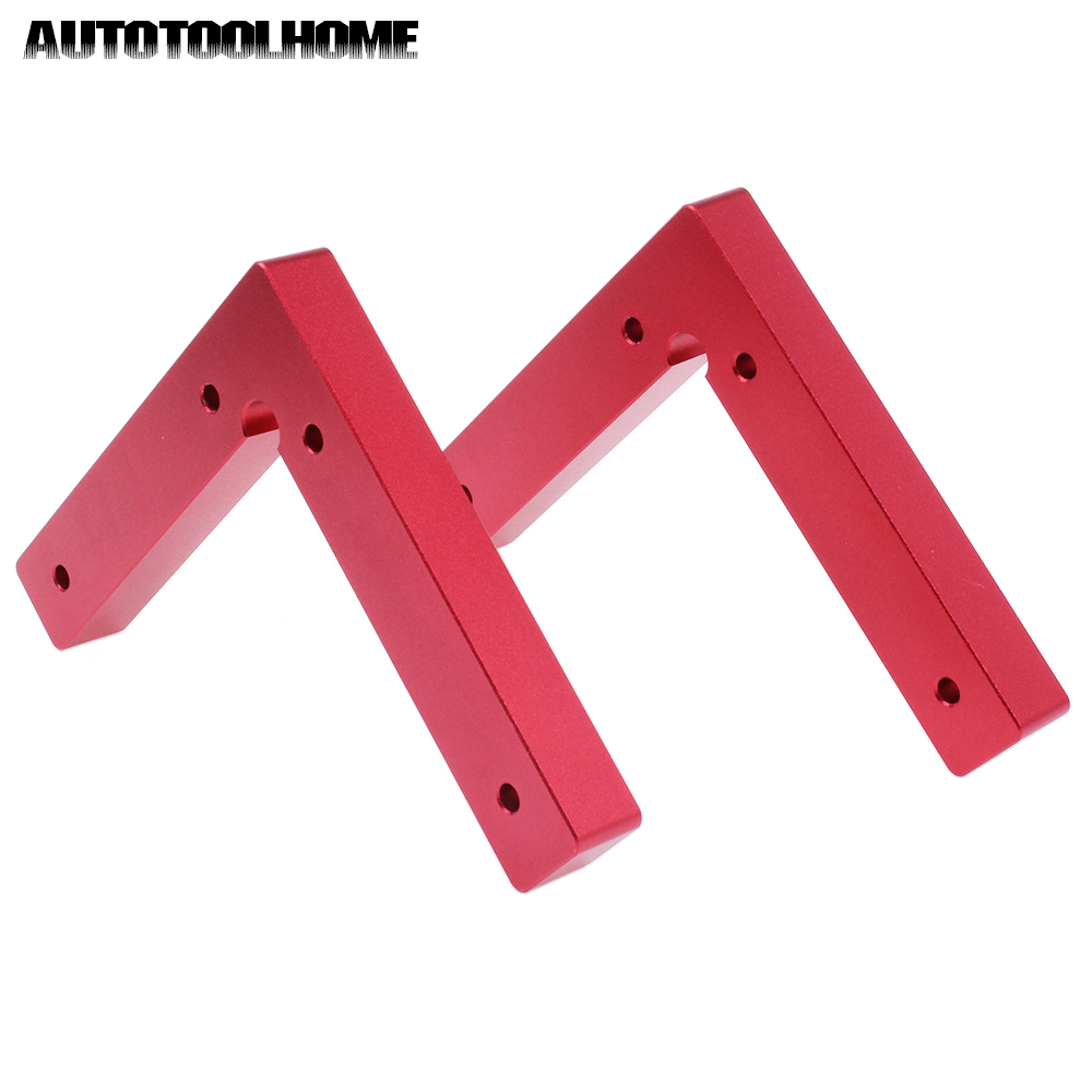 Right Angle Positioning Squares Aluminum Alloy Woodworking Corner