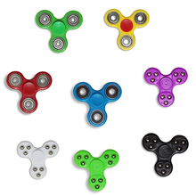 Finger Spinner Fidget Plastic EDC Hand Spinner For Autism and ADHD Anxiety Stress Relief Focus Toys Gift