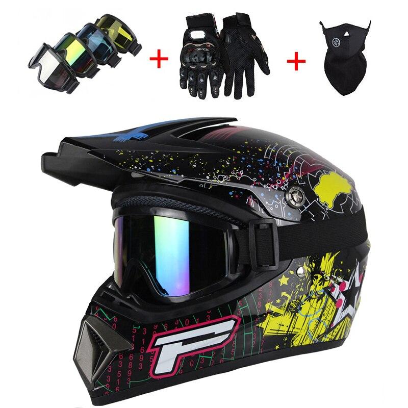 NEW Motocross Helmet ATV Motocicleta Casque Moto Casco Off Road Dirt Bike helmet mens moto helmet