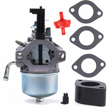 цена на 13HP Electric mower Gaskets Fuel filter Parts Tune up Engine Carburetor kit Motor For Briggs&Stratton Vanguard OHV