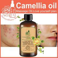 100 Pure Plant Base Oil Essential Oils Kingdom Skin Care Camellia Oil 250ml DIY Handmade Soap