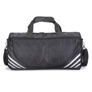 Image 3 - Ucuz spor spor çanta kadın erkek spor Yoga için naylon spor seyahat eğitim Ultralight spor ayakkabı küçük Sac De spor çantası