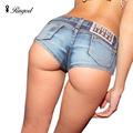 Good Quality Hot Sell 2017 New Summer Women Shorts Nightclub Style Women Low Waist Jeans Shorts Cotton Cowboy Shorts