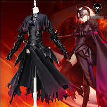 Fate Grand Order FGO Jeanne dArc (Alter) Initial Cosplay Costume Halloween Woman Suits