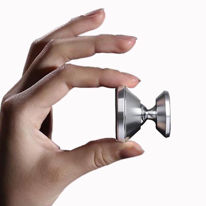 Mini Car Phone Holder Magnetic Holder Stand Universal Dashboard Grip Magnet for Smartphone Gps Mobile Bracket Phone Car Holder
