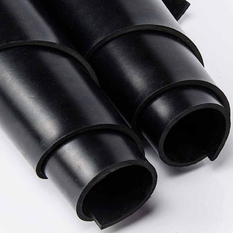 Custom Made Slab NBR Nitrile Rubber Buna Plate Sheet Gasket 50mm x 500mm 10mm Chemical Acid Oil Alkali Resistant Black 38cm x 23cm air compressor rubber gasket oil level sight glass 26mm