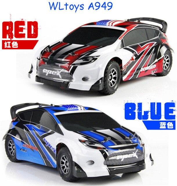 Originele Wltoys A949 1 18 Rc Auto Elektrische Speelgoed 40 Km U