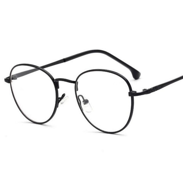 New Stylish Vintage Transparent Glasses Frame Eyewear For Computer ...