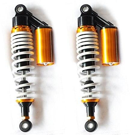 Image 5 - 320mm 340mm 360mm Universal Shock Absorbers  for Honda/Yamaha/Suzuki/Kawasaki/Dirt bikes/ Gokart/ATV/Motorcycles and Quad.-in Falling Protection from Automobiles & Motorcycles