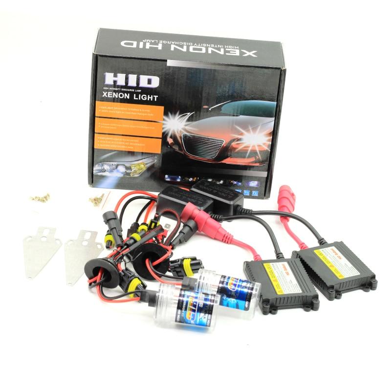 H1 35W Ballast Bulb HID Xenon KIT Car Headlight Fog Light Daytime Driving Lamp 4300K 5000K 6000K 8000K 10000K 12000K 15000K