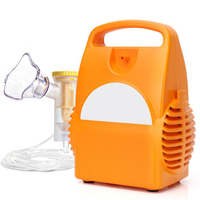 Steaming Devices Portable Compressor Inhaler Atomizer Inhaler Nebulizer For Children