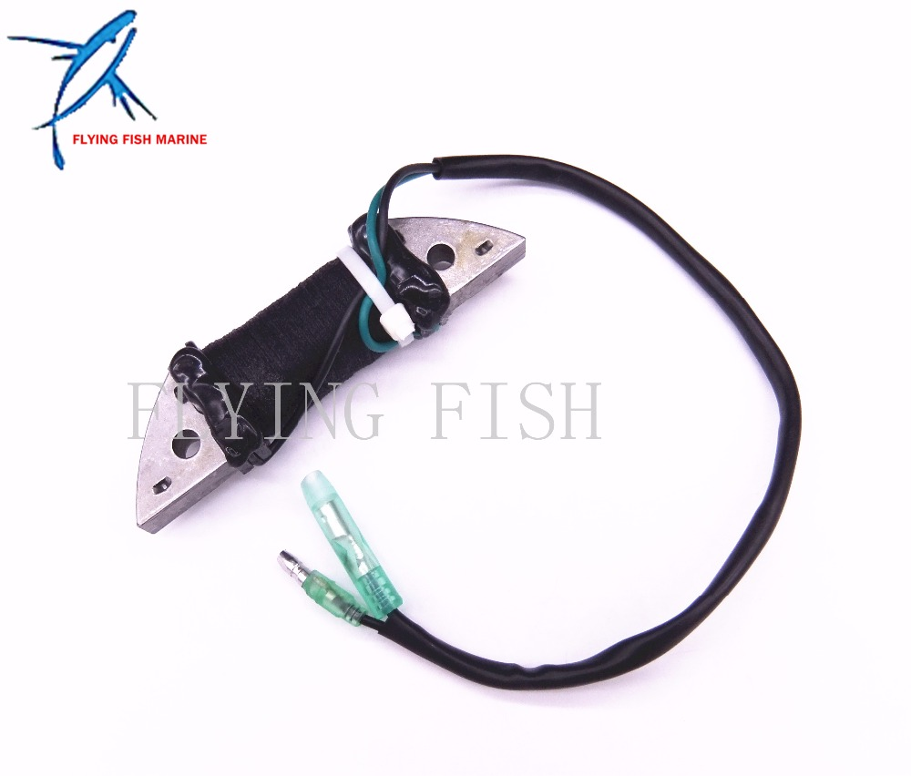 T8 05000702 T6 Boat Motor Magneto Coil Assy For Parsun 2 Cycle Wiring Schematic Stroke T98 Outboard Enginefree Shipping