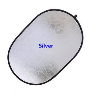 Image 4 - CY 60x90cm 24x35 5 in 1 Multi Disc Photography Studio Photo Oval Collapsible Light Reflector handhold portable photo disc