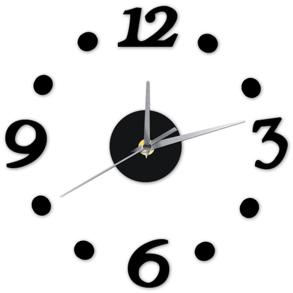 Large Black Wall Clock popular large kitchen clocks-buy cheap large kitchen clocks lots