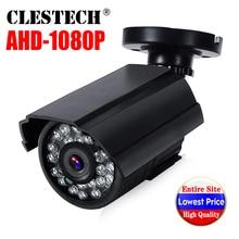 Sony Imx323 Full AHD CCTV Mini Camera 720P/960P/1080P HD Digital 2MP Waterproof ip66 Outdoor Infrared Night Vision with bracket