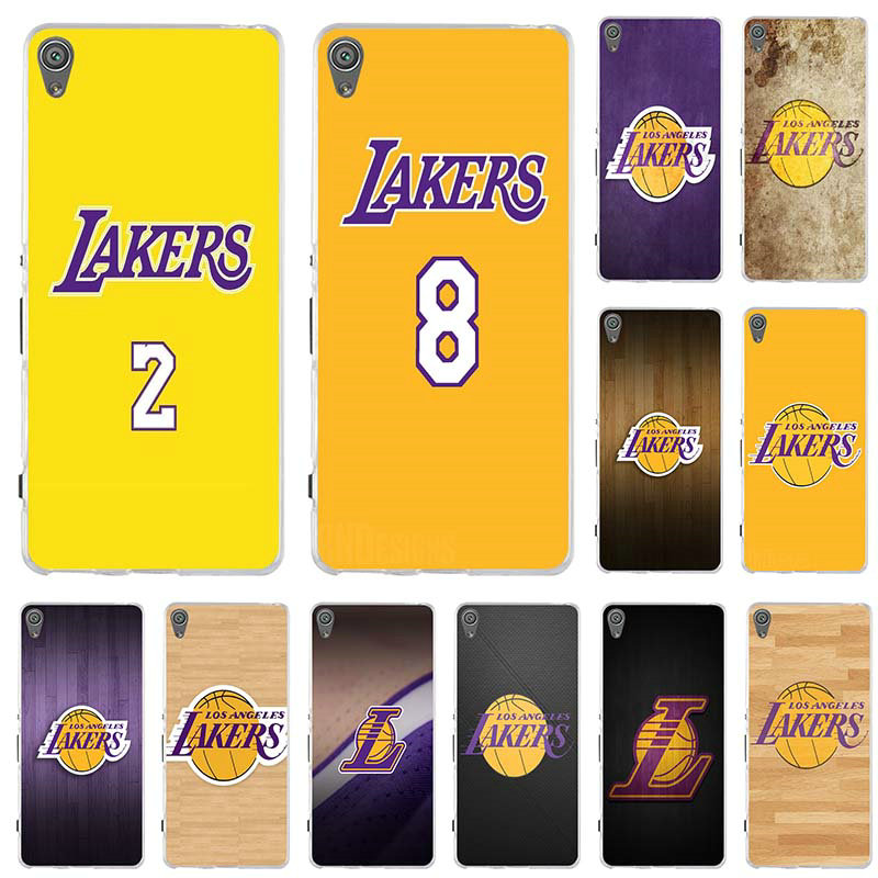 3f6302e30c8c60 Detail Feedback Questions about Angeles Lakers Basketball Team Logo  Silicone Soft Phone Case For Sony Xperia Z Z1 Z2 Z3 Z4 Z5 Compact Mini M2  M4 M5 E3 T3 on ...