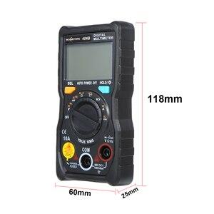 Image 4 - RM404B Cầm Tay Kỹ Thuật Số Vạn Năng Đa Chức Năng Mini Đa esr meter AC/DC Điện Áp Transistor Tester Ampe Kế Cảm Biến Nhiệt Độ