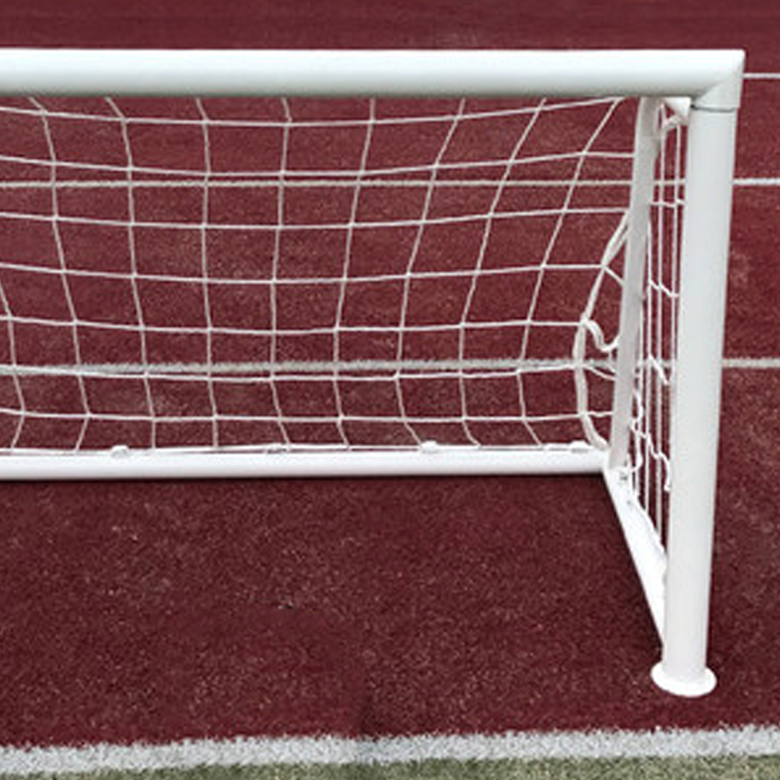 Soccer Ball Goal Net Football Nets Polypropylene Mesh For Gates Training Post Nets Full Size Nets 1.8m X 1.2m