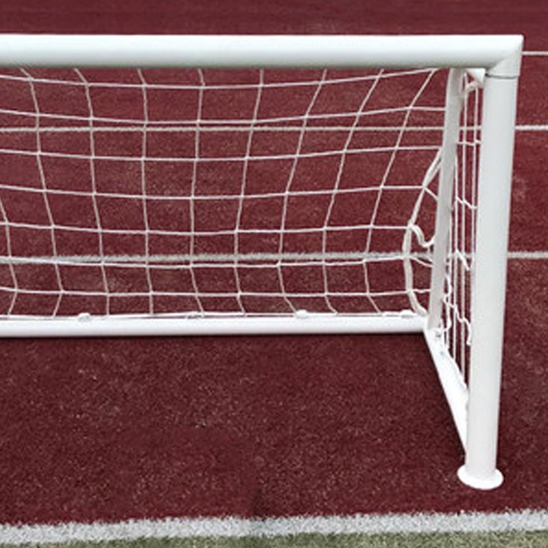 Soccer Ball Goal Net Football Nets Polypropylene Mesh For Gates Training Post Nets Full Size Nets 1.8m X 1.2m