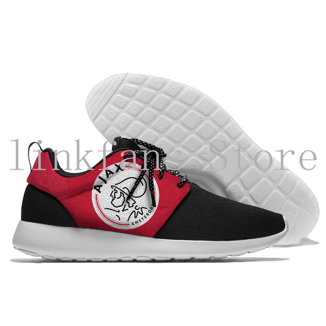 Amsterdam football club running shoes for men light sneakers for women  all-match breathable sneakers for outdoor trekking 57113a478369