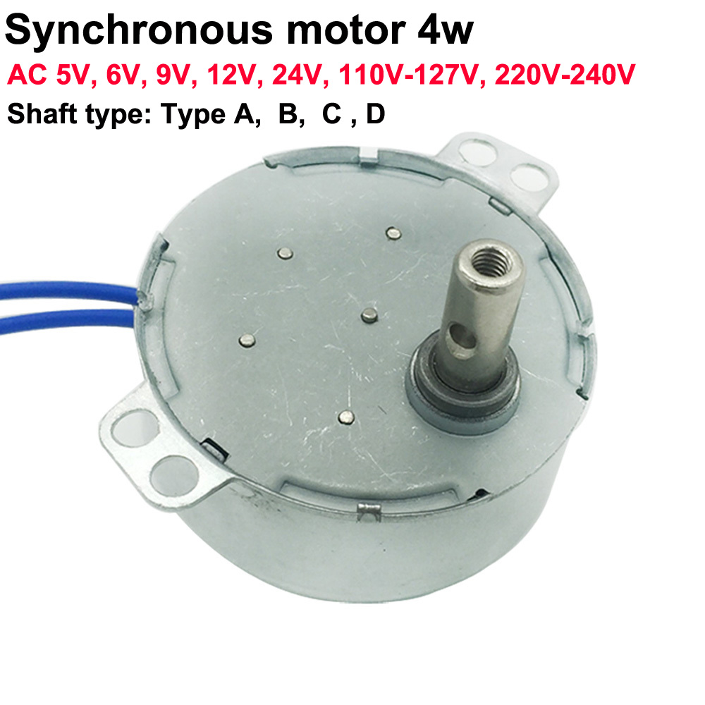 TYC-50 Ac Synchronous Motor 220v fan motor 110v Crafts Rotate Exhibition/Oscillating Fan Motor Microwave Oven Gear Motor 38 inch missing angle guitar full equipment beginner introduction acoustic guitar bts kpop midi teclado musical school wj jx6
