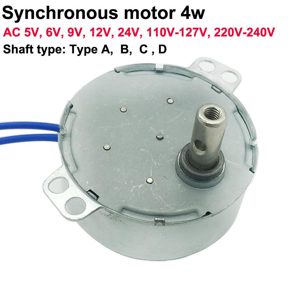 TYC-50 Ac Synchronous Motor 220v fan motor 110v Crafts Rotate Exhibition/Oscillating Fan Motor Microwave Oven Gear Motor платье без рукавов с кружевной вставкой на спинке