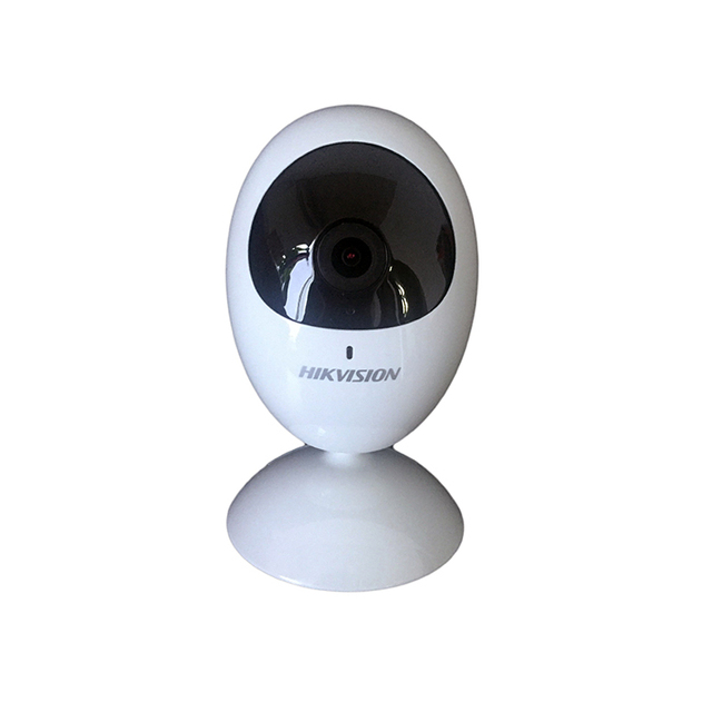 hikvision english version ds 2cv2u21fd iw 2mp mini cube cctv security camera wifi  built in mic