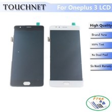 High Quality 1920×1080 Piexls IPS LCD Screen Display For One Plus Three LCD  Smartphone