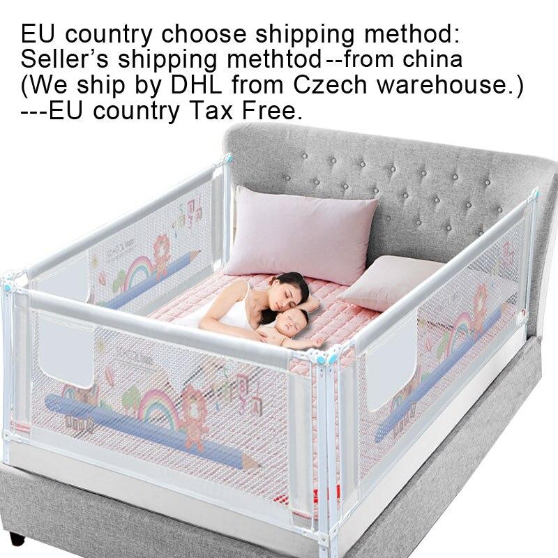 Barrière de lit de bébé maison enfants parc porte de sécurité produits barrière de garde d'enfants pour lits Rails de berceau clôture de sécurité garde-corps d'enfants - 2