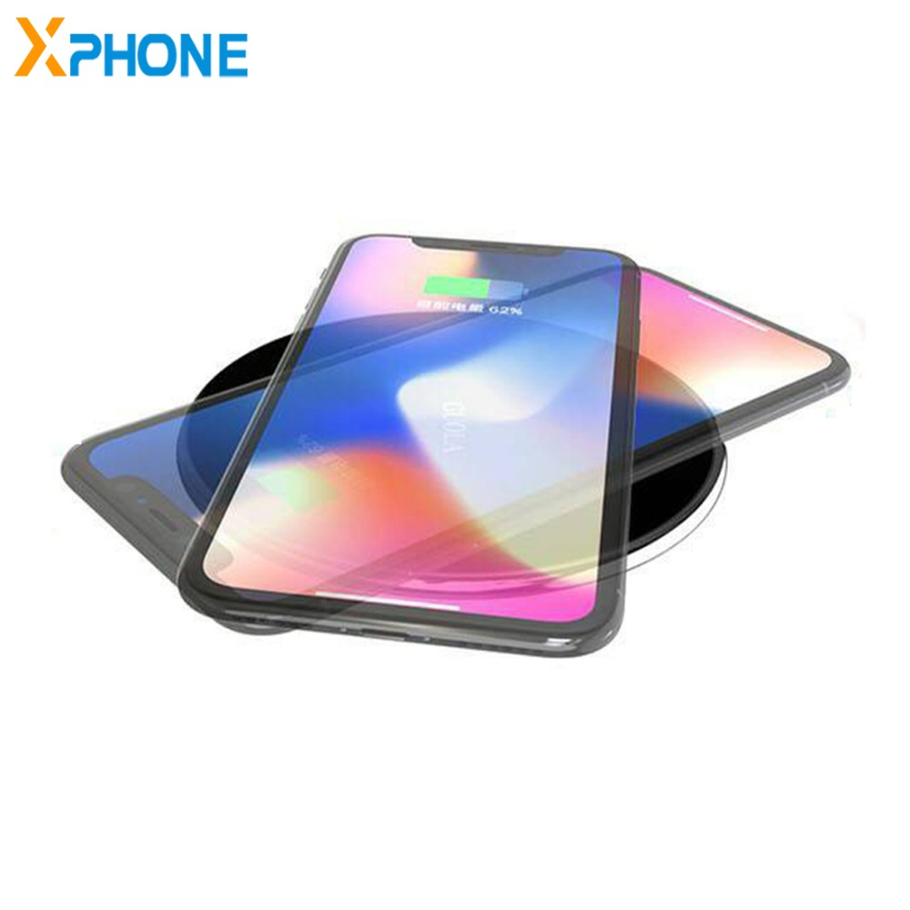 HAMTOD Wireless Charger Pad for Blackview BV9500 Qi Fast ...