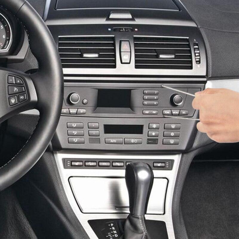 Urbanroad 20pcs Vehicle Car Radio Door Panel Removal Realese Stereo Headunit Audio Keys Navigation Dash Trim Install Tools Kit