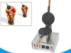 A professional China supplier major in producting digital hongkong egg waffle maker QQ egg wafel machinery