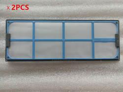 2 шт. исходное основной пыли hepa фильтр для iLife A6 iLife X620 X623 робот пылесос части hepa фильтр Замена