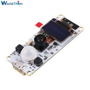 "Image 3 - ESP32 Cam ESP32 OV2640 Module Camera Dual Core Wrover Psram Wifi 0.96 ""Màn Hình OLED SSD1306 I2C BME280 Cảm Biến CP2104 cho Arduino"