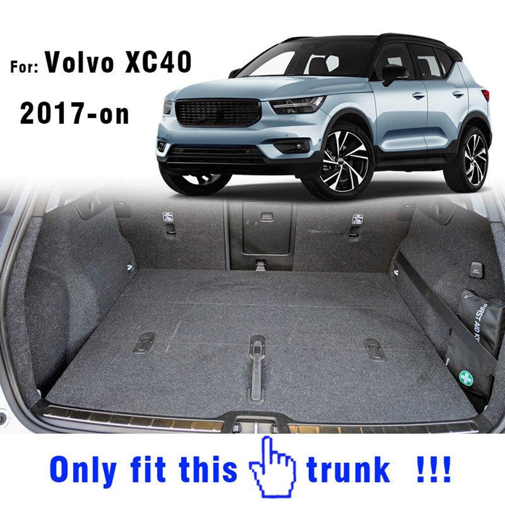 Car Boot Liner with Organiser for Volvo V50/2004/ /2014
