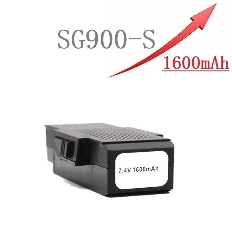 Upgrade Battery For SG900S SG900-S 7.4V 1600mAh XL-196 For RC Helicopter Quadcopter Spare Parts 7.4v Drone Battery 1pcs/sets